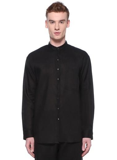 Isabel Benenato Gömlek Siyah